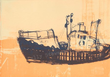 Fishing Trawler, mini