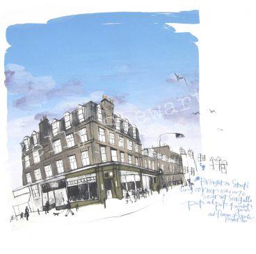 Broughton Street Corner