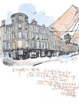 Broughton Street Corner II
