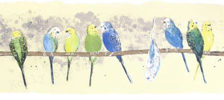 Neighbours (Budgies)