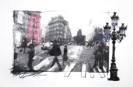 Pigalle crossing